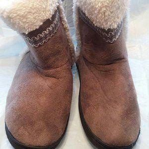 Isotoner Slipper Boots